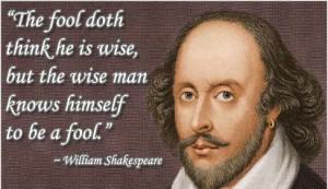 ShakespeareFool